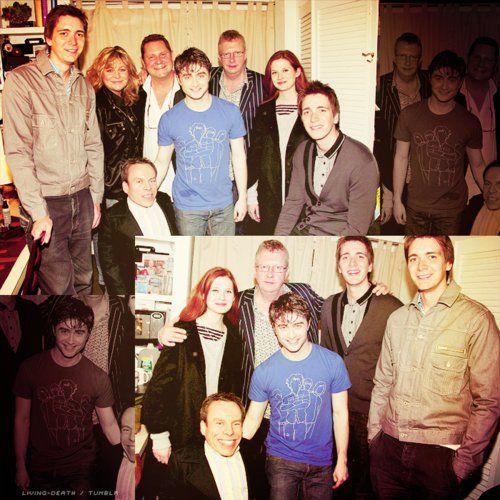 Harry Potter cast, the Weasleys
