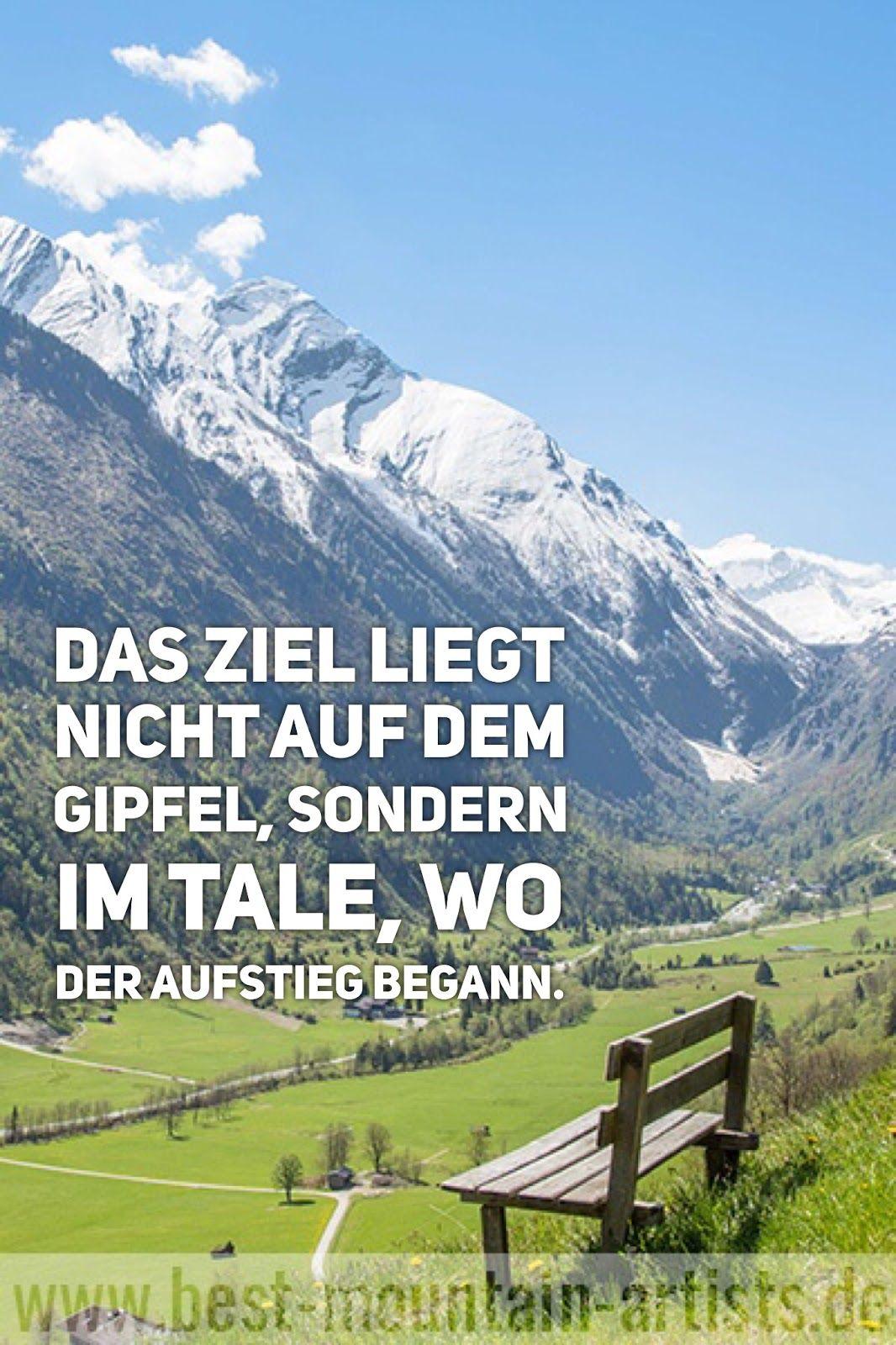 Die 100 Besten Wanderzitate Zitate Wandern Und Berge Zitat Wand