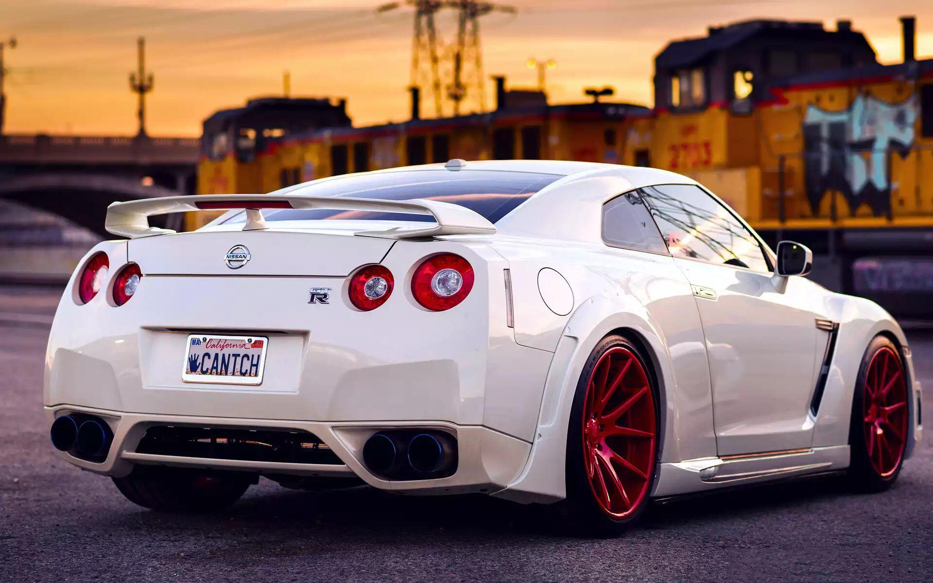 Nissan GTR Aka Godzilla R35 Pinterest