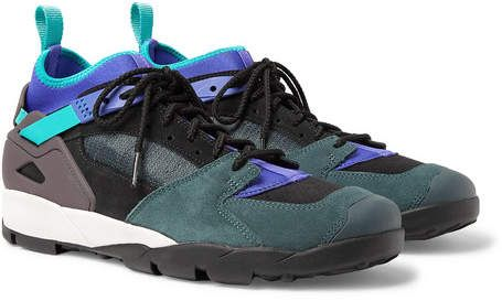 Nike Revaderchi SneakersProducts SuedeMesh Neoprene And Acg Air thdCxBQsr