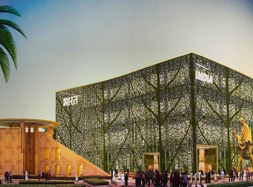 India Pavilion Expo 2020 Dubai in 2020 National