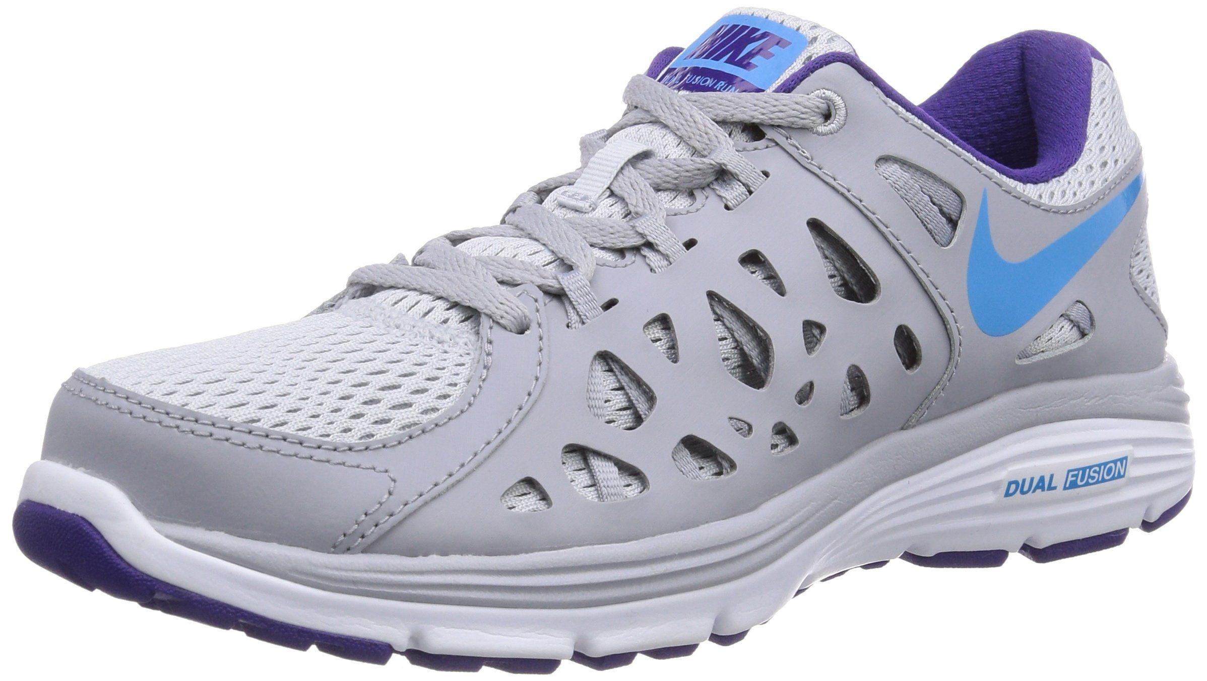 51e6225a7f4b NIKE Womens Dual Fusion Run 2 Running Shoes - Size  10