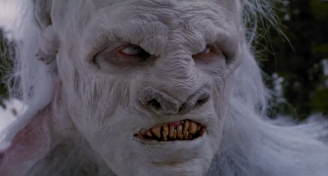 Syfy Corner Yeti Curse Of The Snow Demon 2008 Anythinghorror