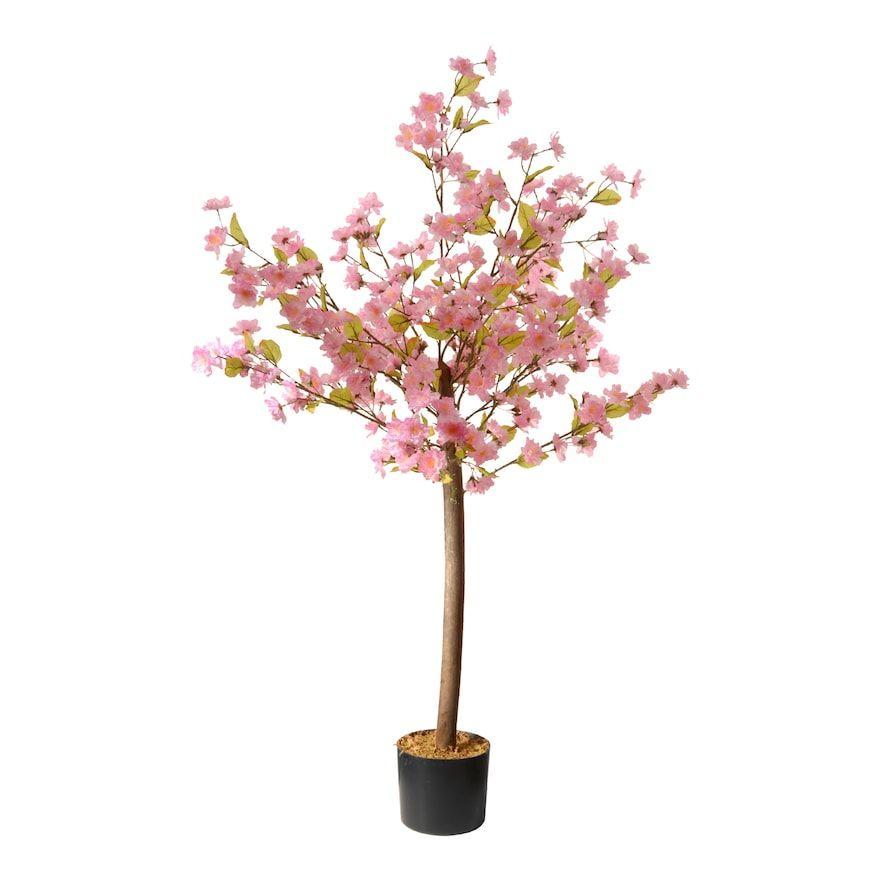 National Tree Company Artificial Cherry Blossom Tree In 2021 Artificial Cherry Blossom Tree Cherry Blossom Tree Blossom Trees