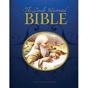 The Family Illustrated Bible--check out my #book #review