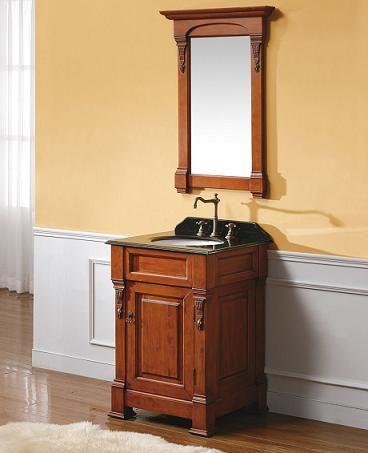 Solid Wood Bathroom Vanities From James Martin Furniture Wood