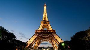 Preview wallpaper night, eiffel tower, paris, france 1920x1080 ...