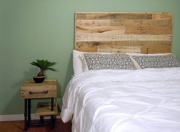 Inspírate con estos 10 sencillos cabeceros de camas hechos con ...
