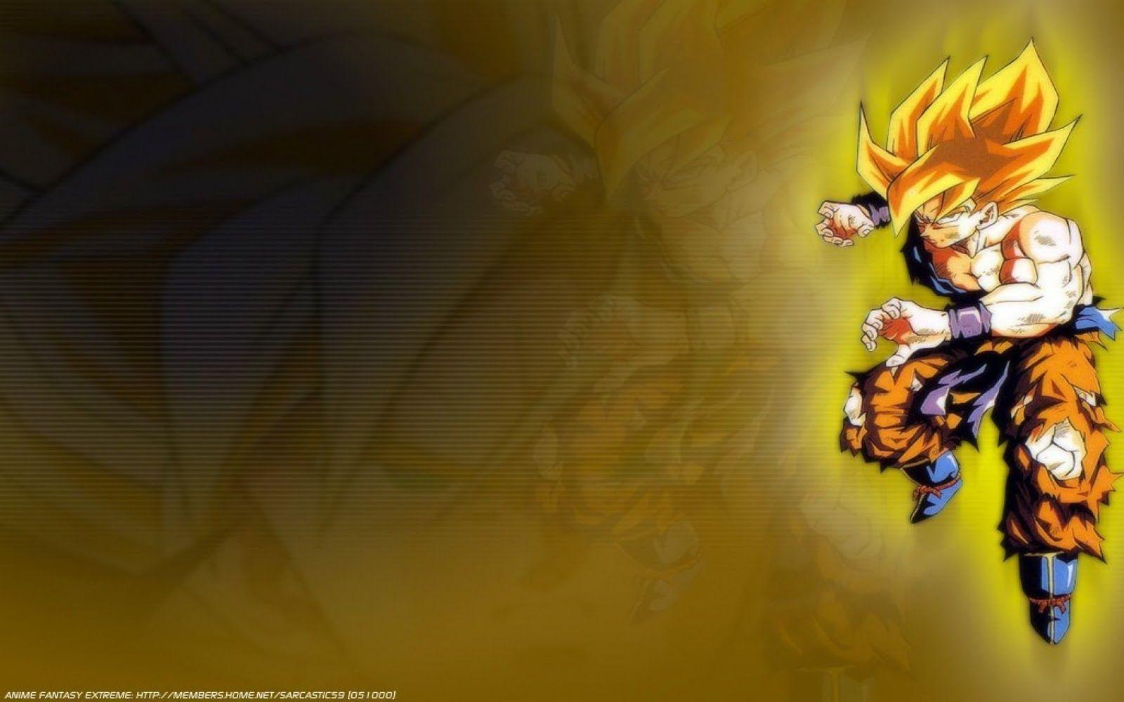 Goku Wallpapers Wallpaper Cave Goku Wallpaper Dragon Ball