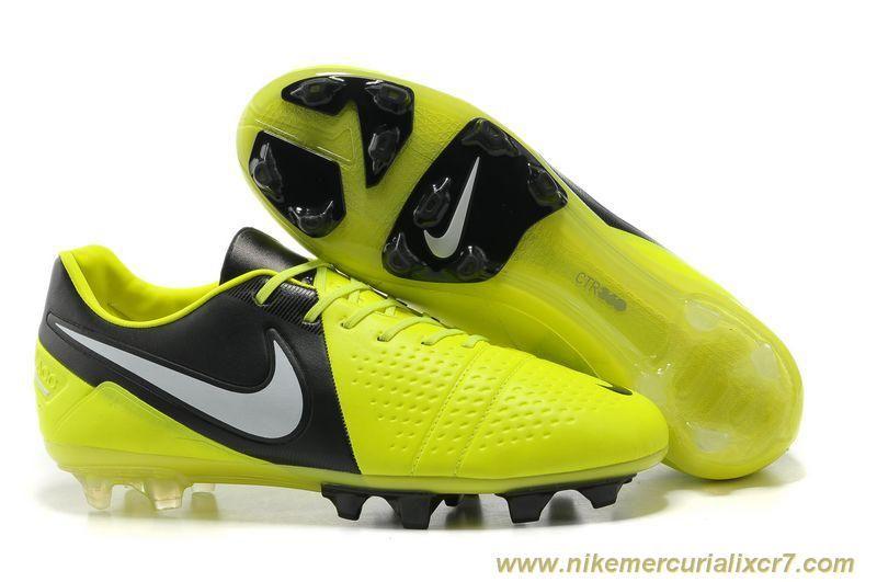 Nike CTR360 Maestri III FG FG Volt Black White Sale  11fd0c9d31f3