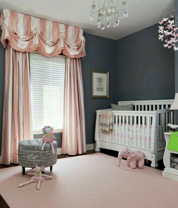 Incroyable Xx Chambre Fille, Jolie Chambre, Chambre Bébé Bleu, Idée Chambre Bébé, Gris