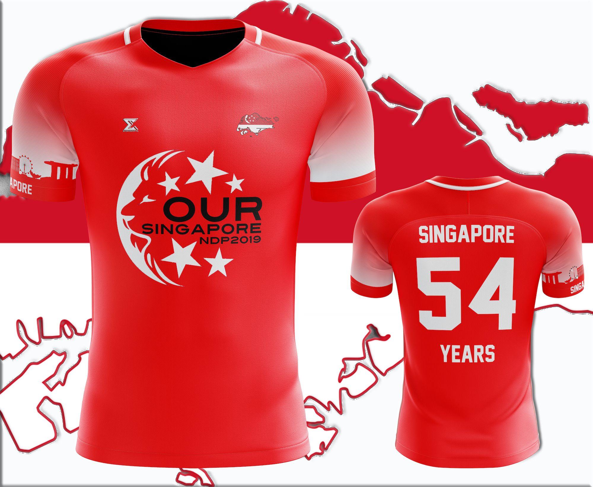 Sg54 Concept Kit In 2020 Sport Outfits Custom Jerseys Design Model