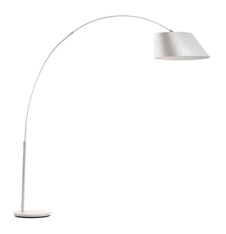 Zuiver Lampa Podlogowa Arc Biala 210 Cm Oswietlenie Podlogowe Lamp Decor Home Decor