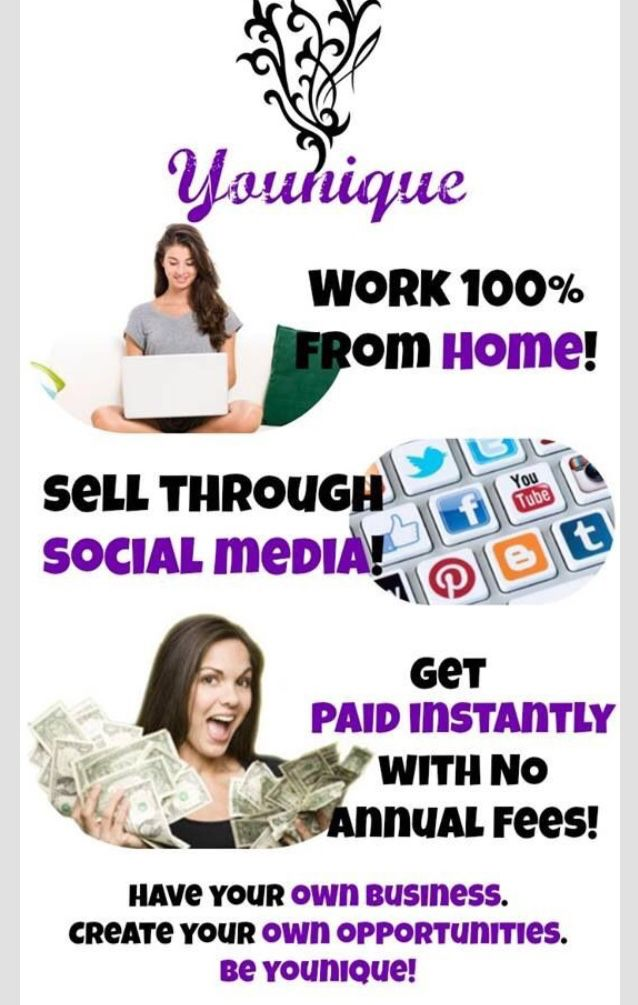 Join my Yteam! Follow me on FB B-Younique. Youniqueproducts.com/millaryals