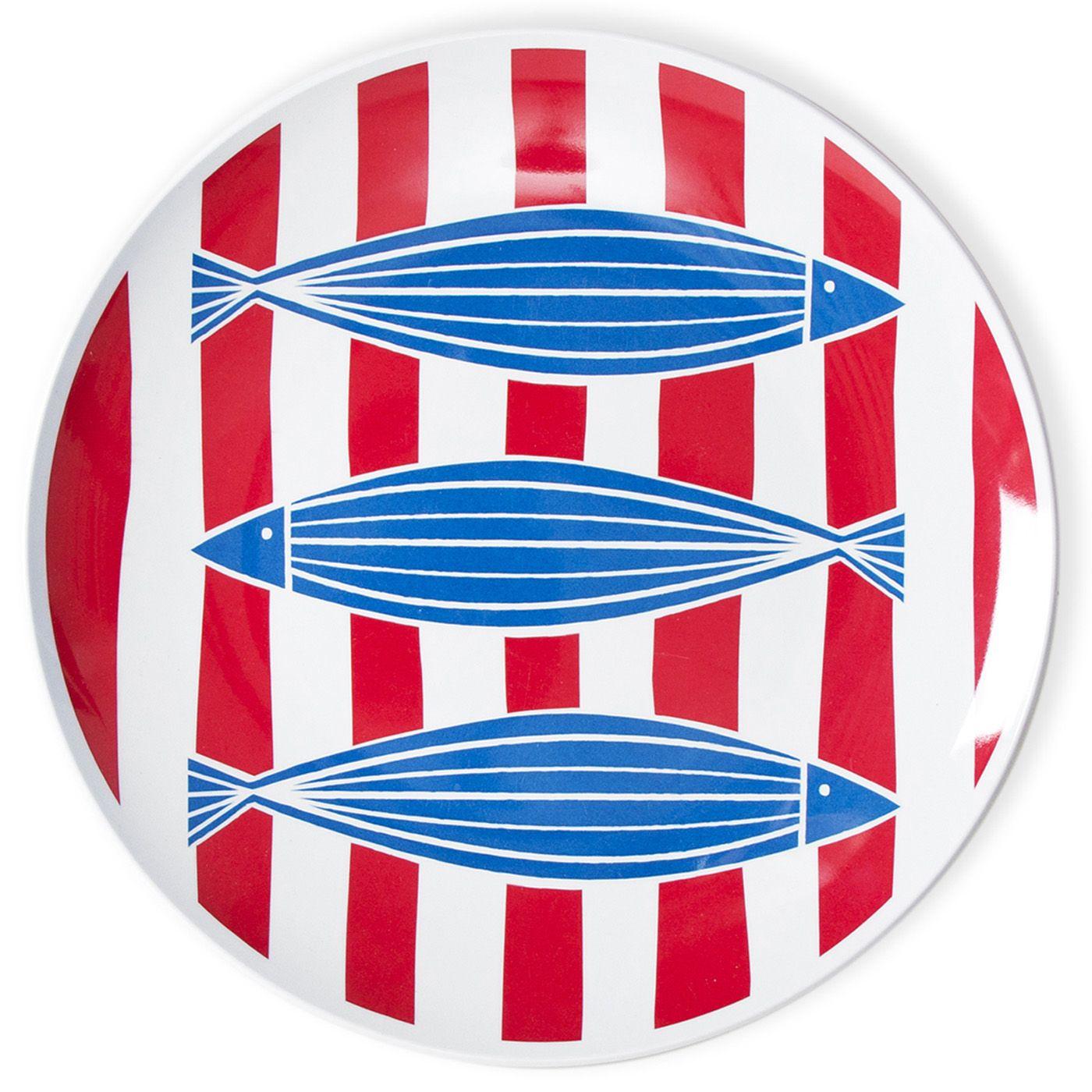 Modern Tableware | Côte d\'Azur Melamine Dinner Plate | Jonathan ...