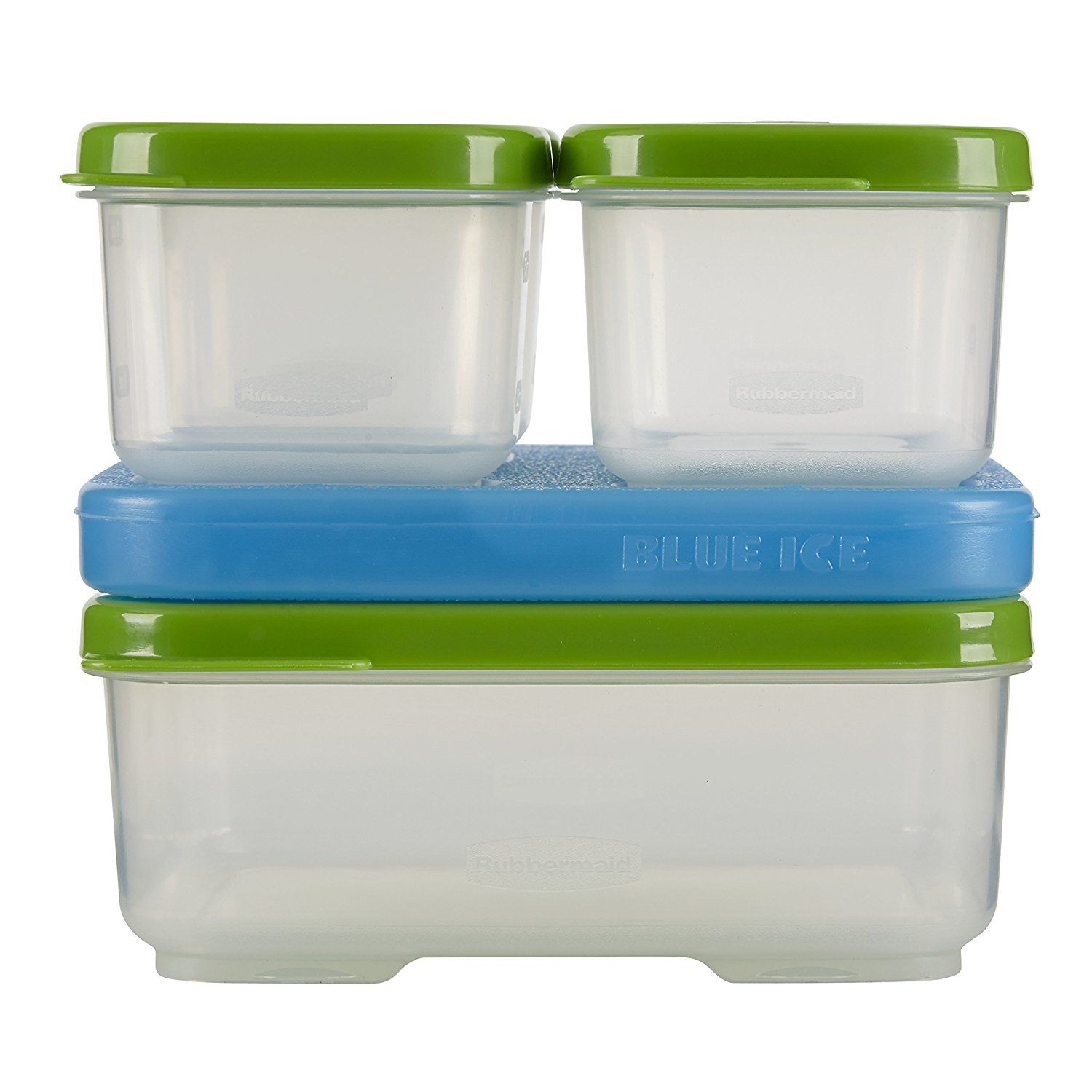 Amazoncom Rubbermaid LunchBox Sandwich Kit Food Storage Container