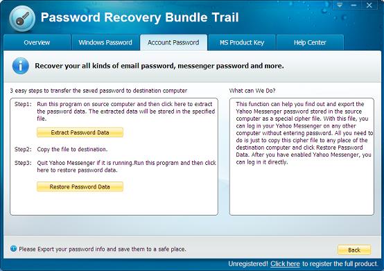 recover Yahoo password Passwords, Howto