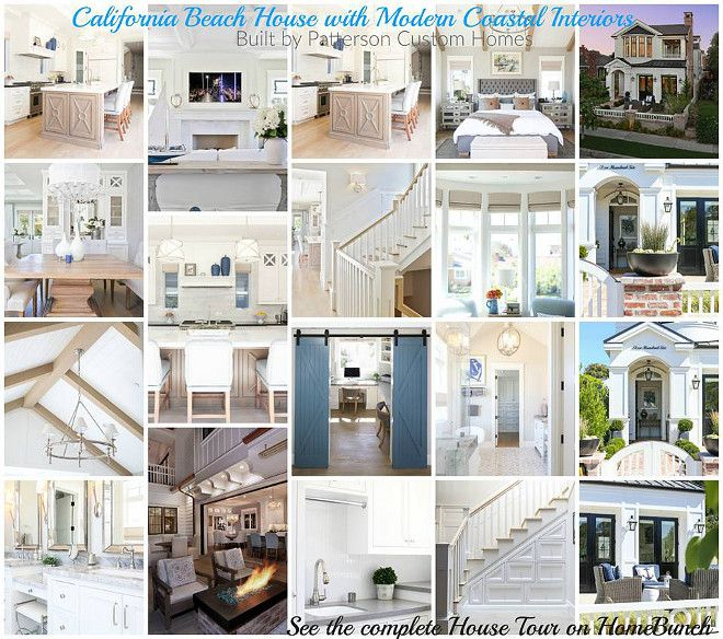 California Beach House Ideas Beachhouse Interiors