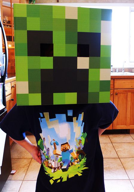 Should children with ADHD play minecraft