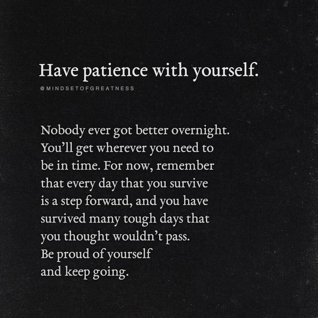 For Those Going Through Tough Times Right Now Be Patient With Your Tough Times Quotes Quotes About Love And Relationships Inspirational Quotes About Success