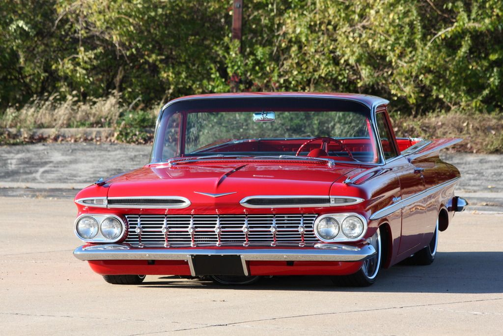 Classic Chevrolet On 59