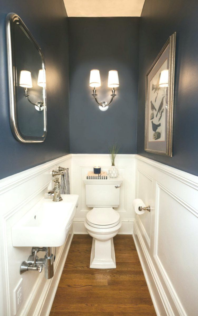 41 Cool Half Bathroom Ideas And Designs You Should See In ...