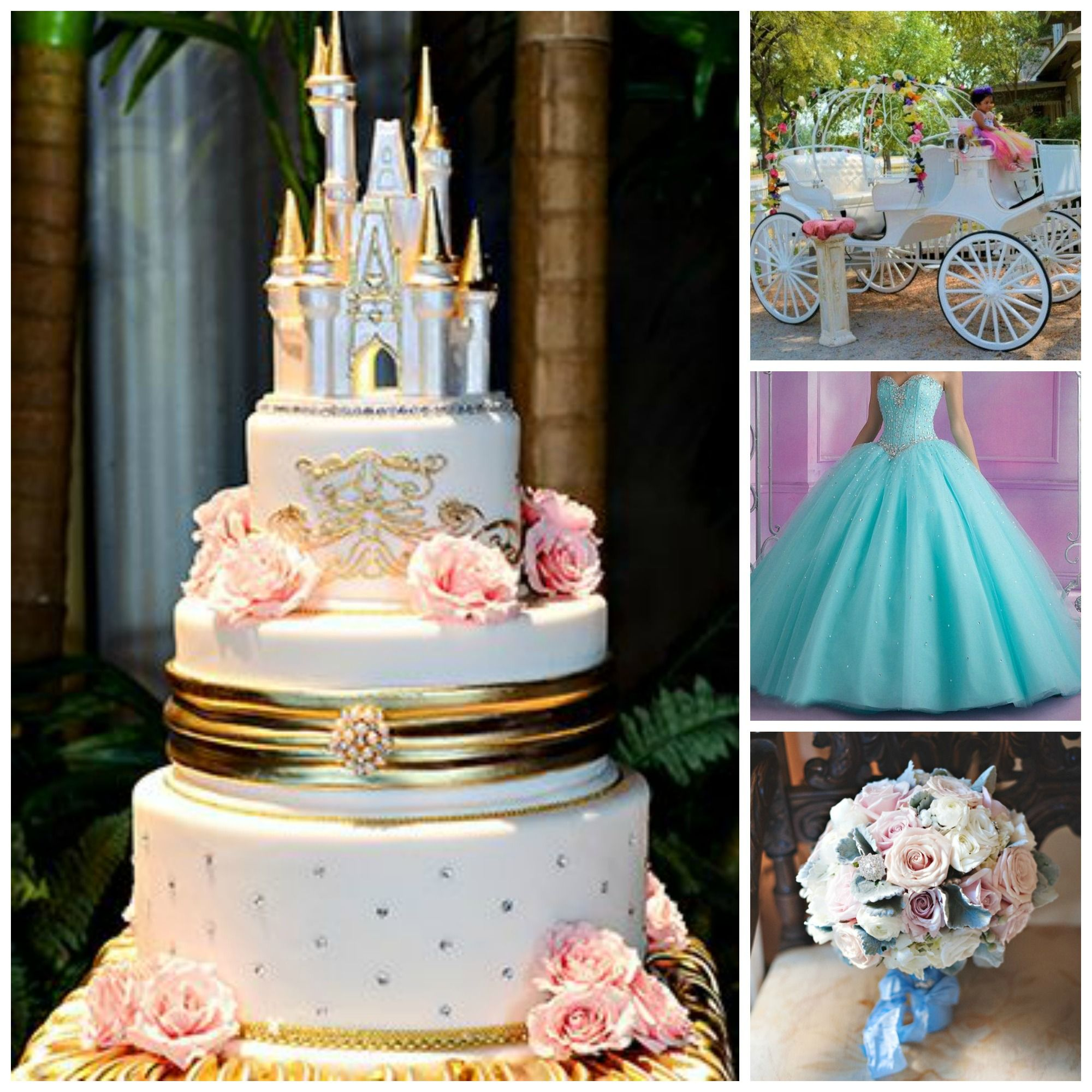 Cake Decorating Ideas For Quinceanera : Quince Theme Decorations Quinceanera ideas and Quinceanera