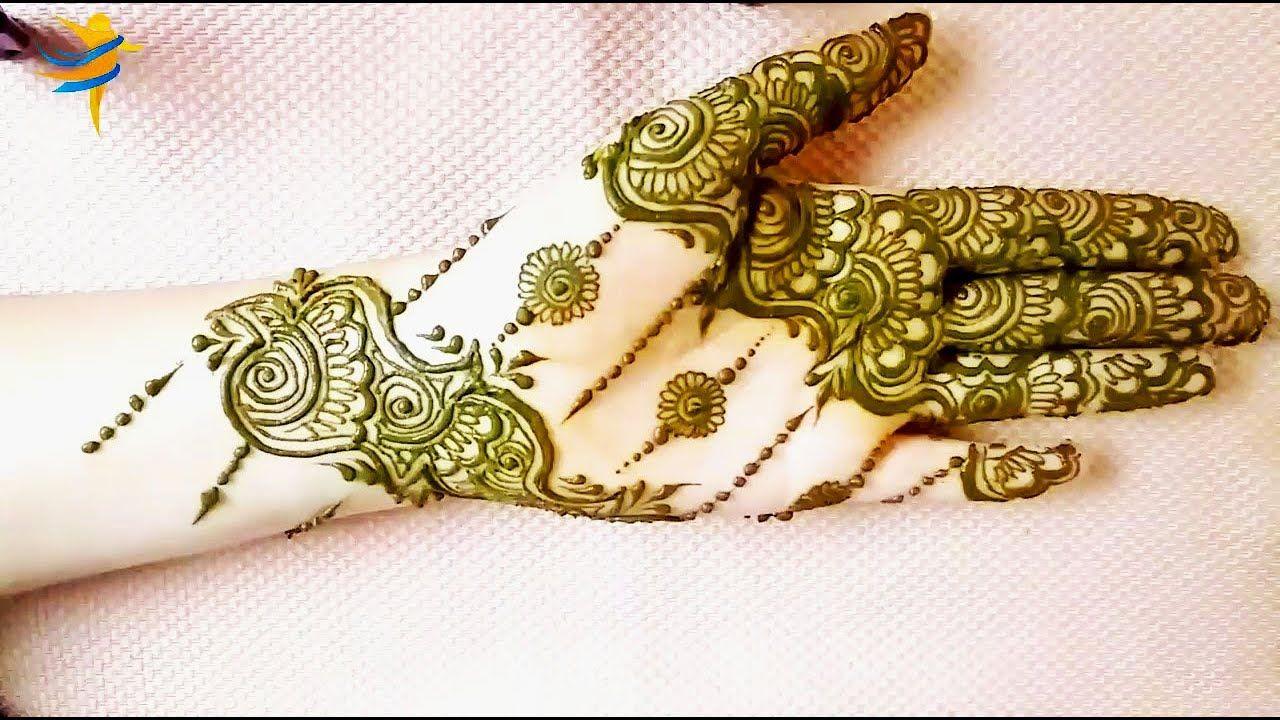 Arabic Mehndi Design Mehndi Ke Design Style النقش بالحناء العربي Simple Mehndi Designs Mehndi Designs Arabic Mehndi Designs