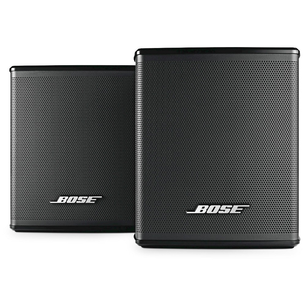 Bose Virtually Invisible 300 Wireless Surround Speakers Black Sonos Play Wireless Music System Sonos Play 1