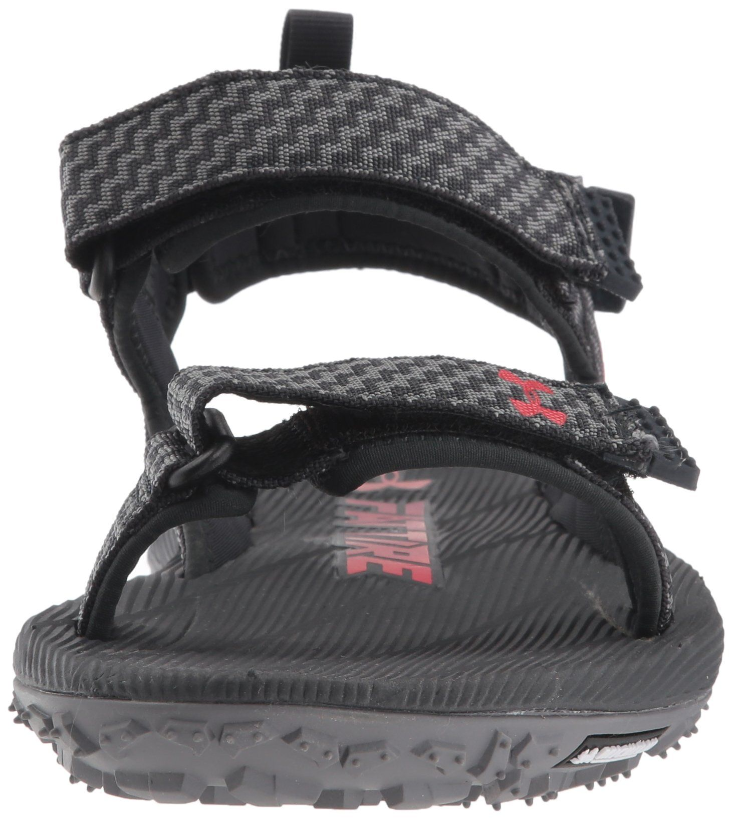 huge selection of 646e5 d3bec Under Armour Mens Fat Tire Sandals Anthracite/Zinc Gray ...