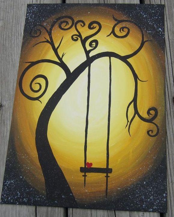 Pin by Jen Fox on Drawings | Pinterest | Swings, Drawings and Paintings