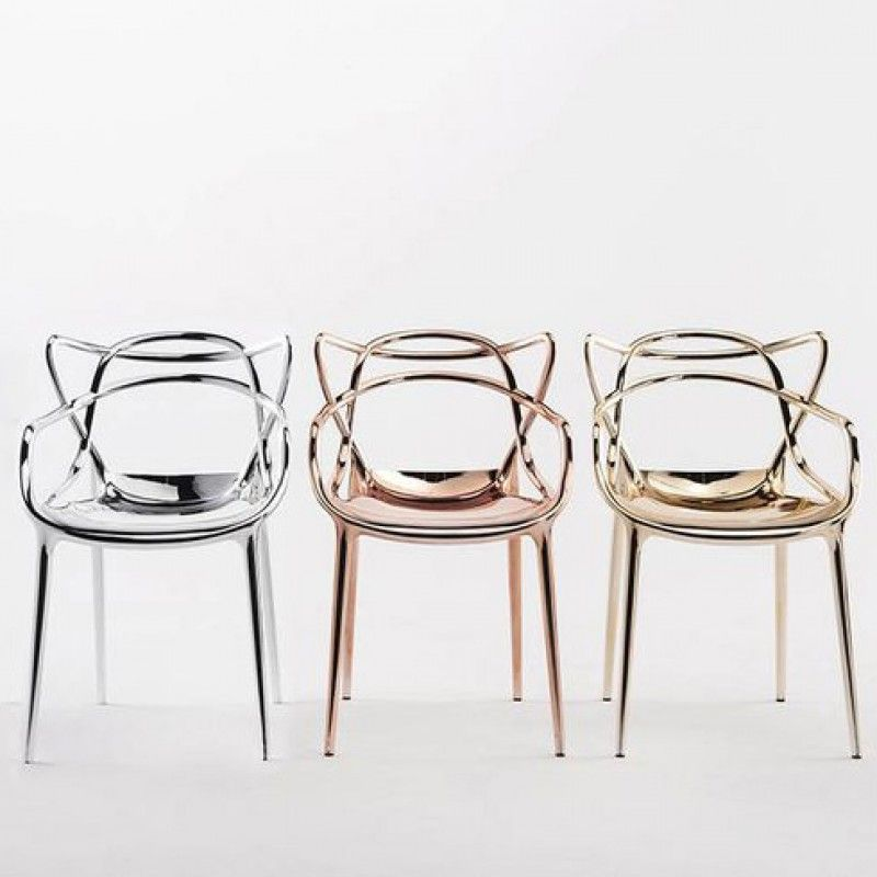 Kartell Masters Chair By Philippe Stark