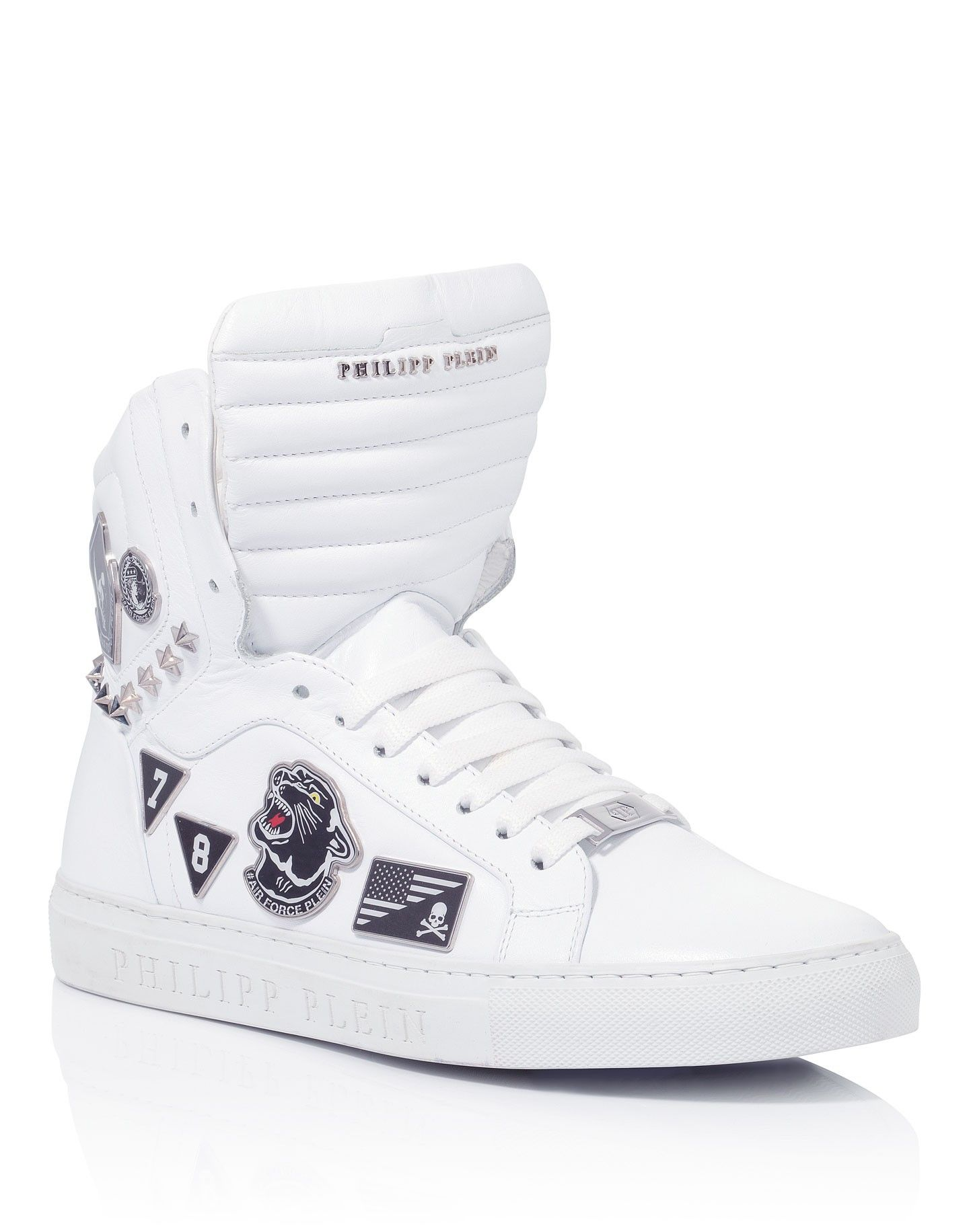 3488b02c17 PHILIPP PLEIN HIGH SNEAKER