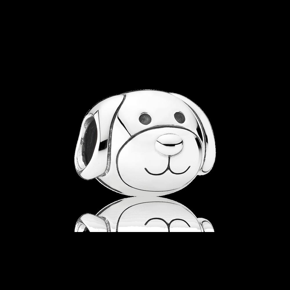 abalorio perro pandora