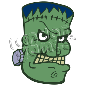 halloween cartoon frankenstein - uncle frank | halloween ...