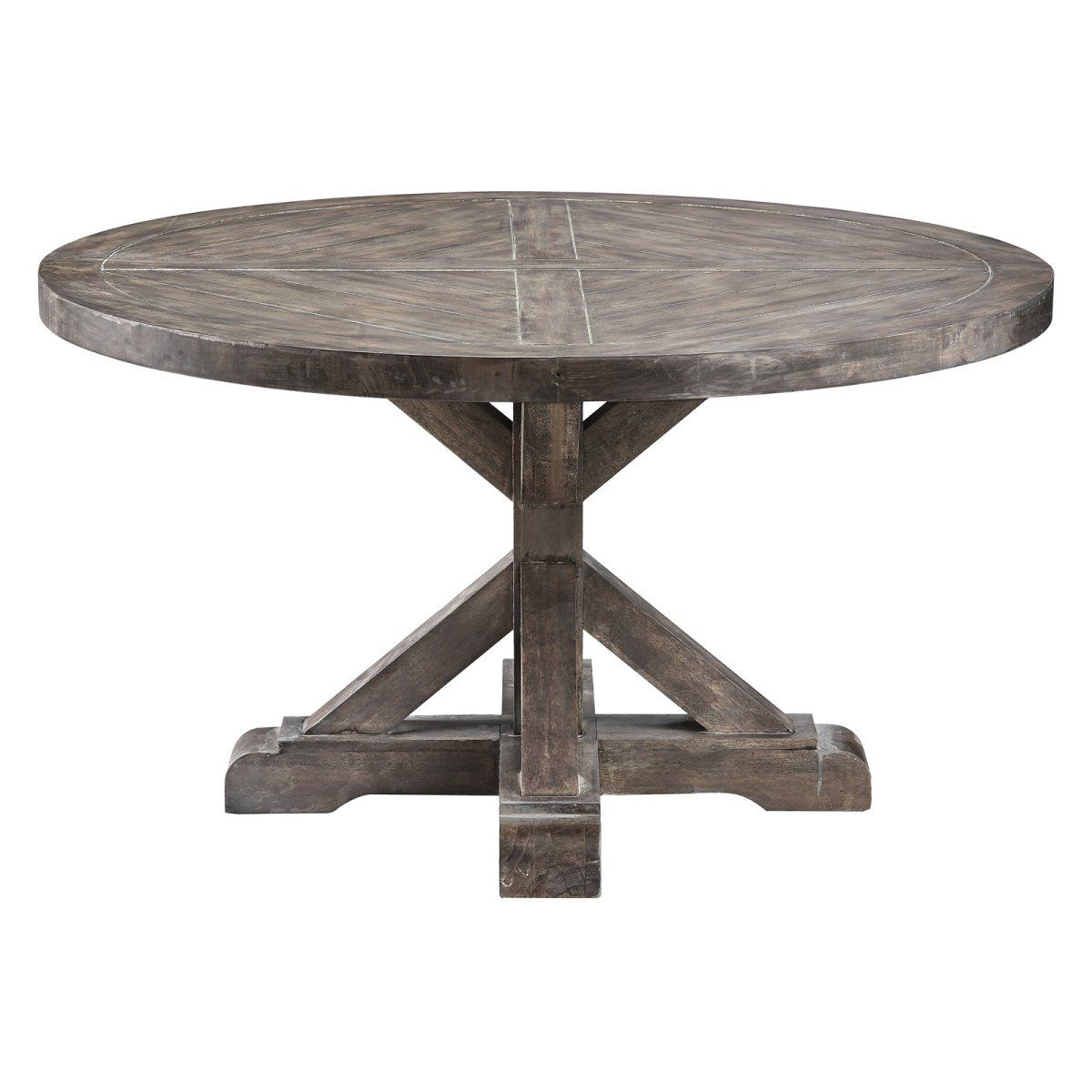 Rustic round coffee table stein world bridgeport round coffee table  living room makeover
