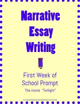 Essays on high school week