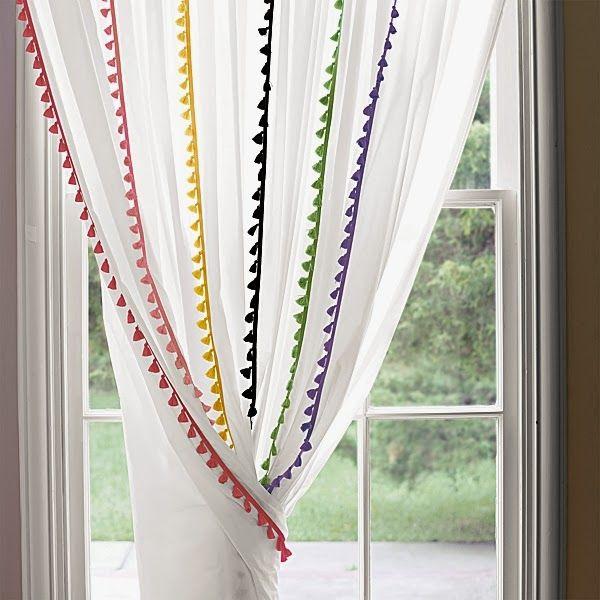 Vorhnge Nhen Fenster Dekorieren Gardinen Stoffe