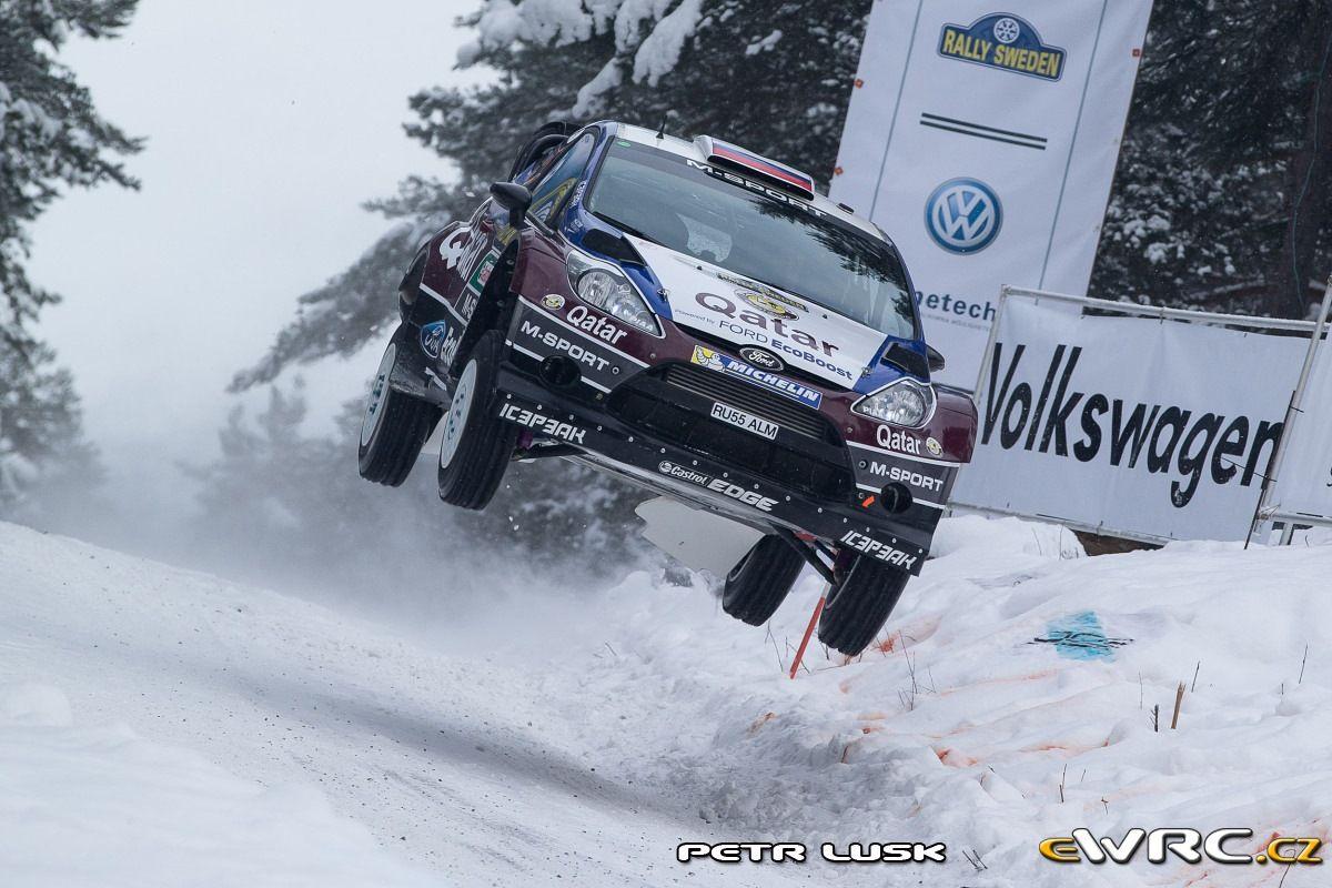 Evgeniy Novikov Ilka MinorPetrasko Ford Fiesta RS WRC
