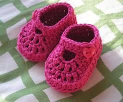 Resultado De Imagem Para Babyschoentjes Haken Mundo De Aninha