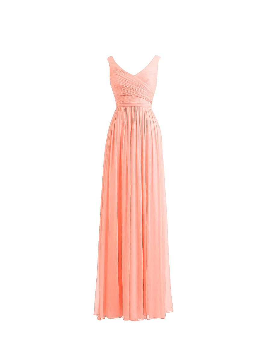 Pleated Dress with Straps; Color: English Rose; Sizes Available: 2 ...