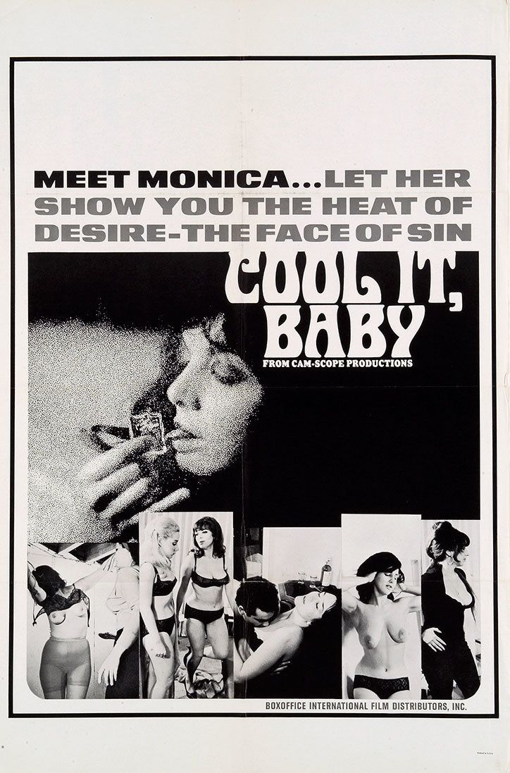 black porn movie covers - X-Rated Adult Movie Posters of the and celebrates gloriously crude B-movie  artwork