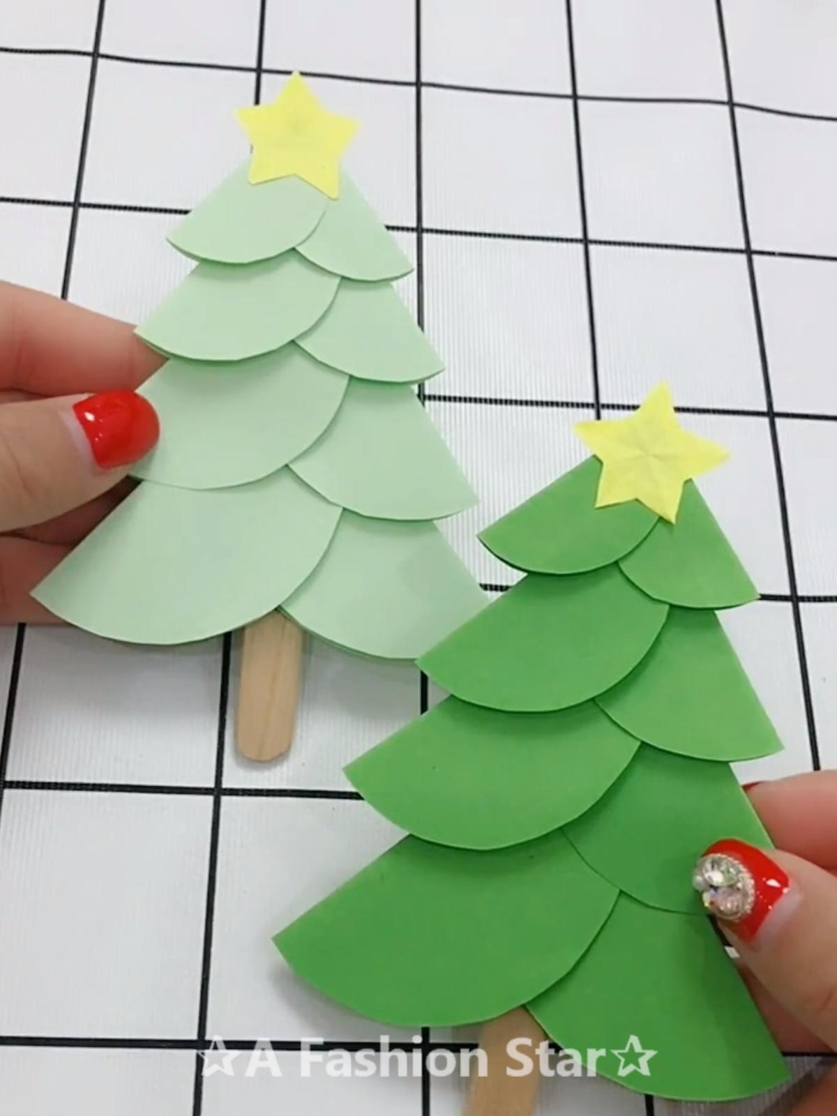 12 Christmas Craft Ideas – Christmas DIY – Christmas 2019 – Christmas tree
