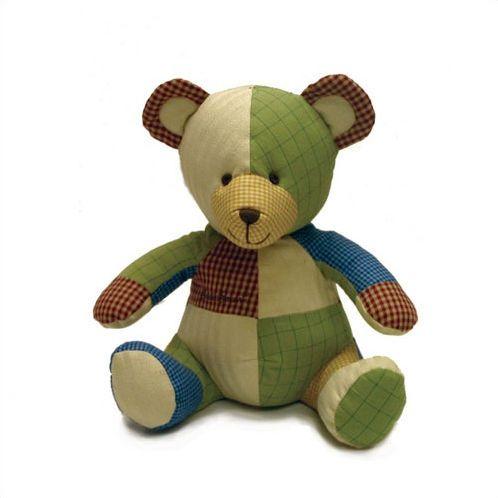 Patchwork Bear from Eddie Bauer