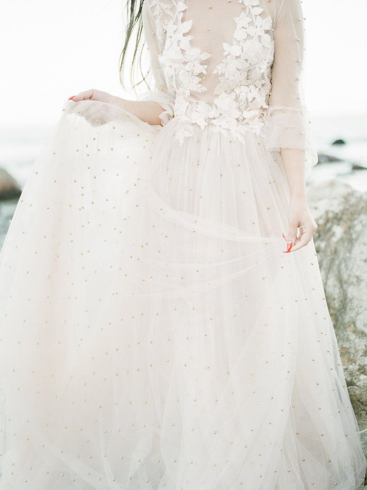Siren Of The Cape Town Shore Beach Bridal Editorial Most Gorgeous