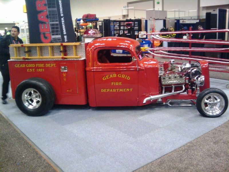 Hot Rod Fire Truck ! | Fire Trucks ! | Pinterest | Fire trucks ...
