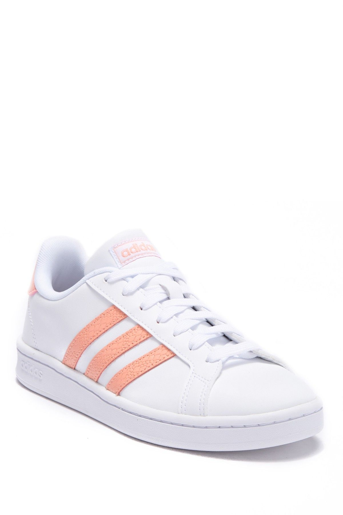 f076a57169b95 adidas - Grand Court Sneaker is now 23% off. Free Shipping on orders over   100.
