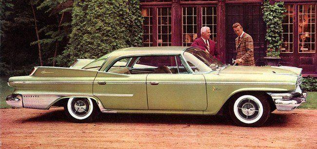 que autito ! un Impala