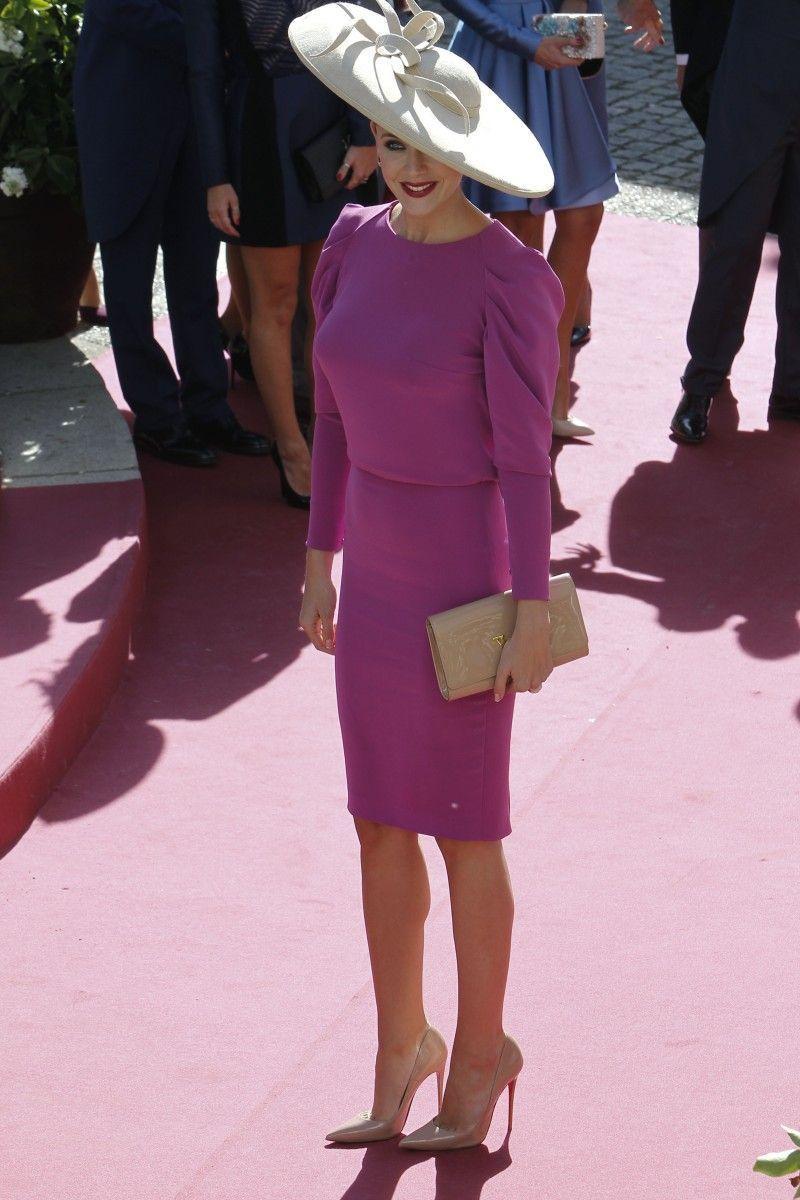 Contemporáneo Vestir Para El Invitado De La Boda Cresta - Vestido de ...