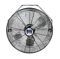 Big Air 18-in Wall Mount Fan with WiFi Controls